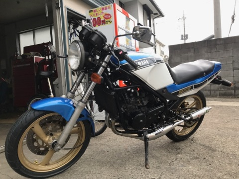 RZ250R オリジナル 塗装!!
