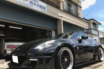 フェアレディ Z34 カスタム!!