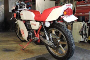 YAMAHA RD250