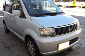 三菱 ekワゴン 軽自動車 限定車 ブラックインテリアエディション